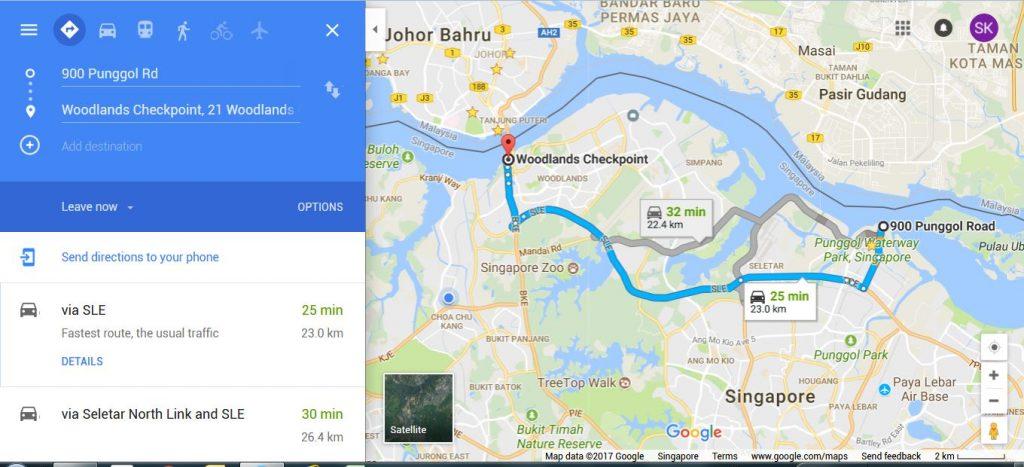 How To Go To Johor Bahru (JB) From Singapore? - Simply Enjoy JB