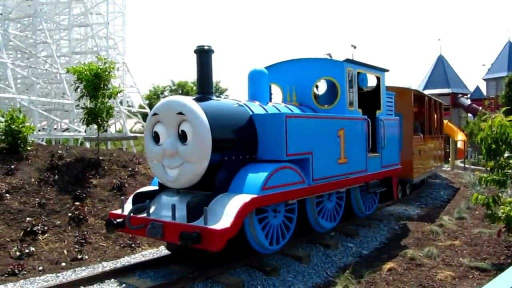 Thomas Town Theme Park Puteri Harbour